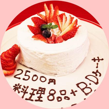 素敵な誕生日を